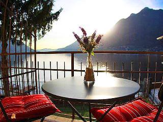 PRIVATE BEACH - SWIMMING - LIDO -  Villa Divino - Pognana Lario vacation rentals