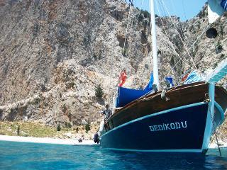 Wooden Gulet boat Bozburun Yacht - Bozburun vacation rentals