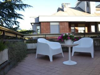 VATICAN - TERRACE APART, A/C, HEAT, WIFI, SAT TV - Rome vacation rentals