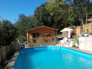 Comfortable Chalet with Deck and Internet Access - Cabrieres (Herault) vacation rentals
