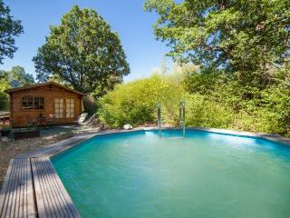 Domaine la Procureuse Chalet en bois avec piscine - Barjols vacation rentals