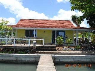 317B Yellow Belle, Lovely waterfront cottage - Jolly Harbour vacation rentals