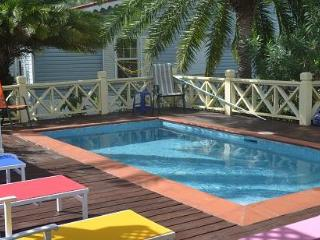 The Limes, Harbour View with a pool! Sleeps 6 - Jolly Harbour vacation rentals