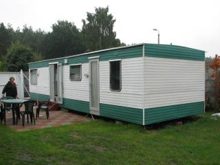 2 bedroom Caravan/mobile home with Parking in Gdansk - Gdansk vacation rentals