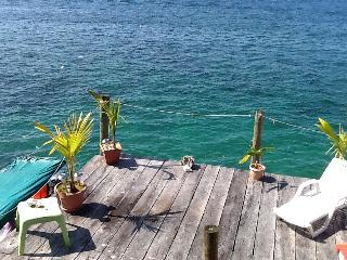 Second floor with perfect view - Carenero Island vacation rentals