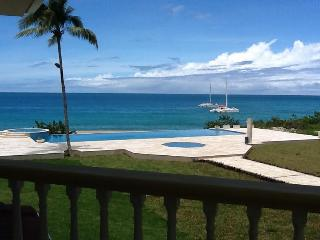 Luxury 2BR Oceanfront Condo at Hispaniola Beach - Sosua vacation rentals