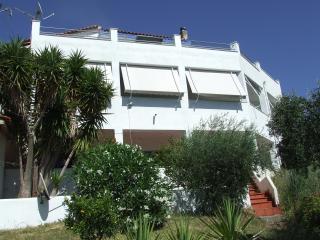 Villa Overlooking the Ionian Sea and Sleeps 11 - Messinia vacation rentals