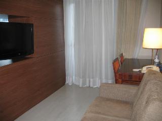 Romantic Condo with Balcony and Private Outdoor Pool - Vila Mariana vacation rentals