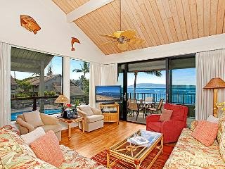 Unit 20 Ocean Front Prime Deluxe 2 Bedroom Condo - Lahaina vacation rentals