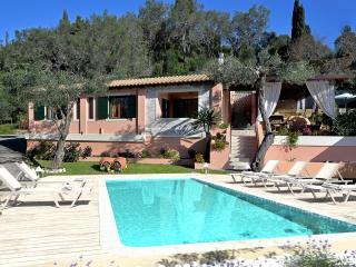 Pelekas with private pool & sea view - Pelekas vacation rentals