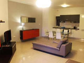 Modern 3 Bedroom A/C Central Flat FREE Wifi F6 - Sliema vacation rentals