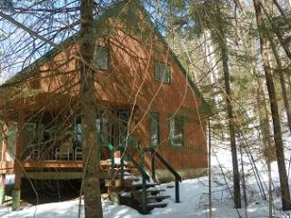 Pet Friendly Waterville Valley Wooded Private Home - Tamworth vacation rentals