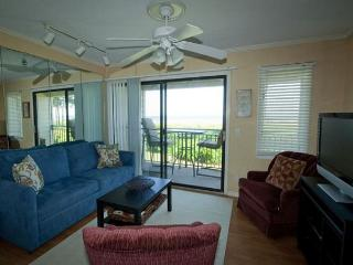 Direct Oceanfront with panoramic view of beach. Cozy and nicely appointed. - Hilton Head vacation rentals