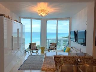 1 Bedroom/ 1.5 Bath Beachfront Gem - 1 Month Minimum Rental - Miami Beach vacation rentals