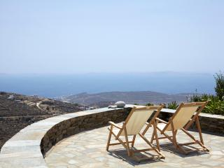 Modern Cycladic sea view  House on Tinos Island - Tinos vacation rentals