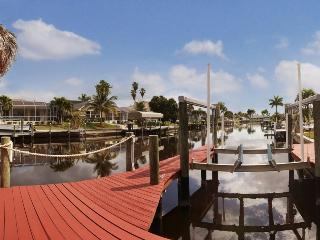 Villa Savona, pool, and sail boat access to Gulf - Cape Coral vacation rentals