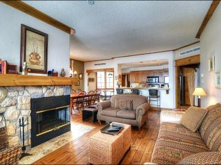 Cozy, Bright and Spacious Home - Lovely Mountain & Forest Views (6195) - Mont Tremblant vacation rentals
