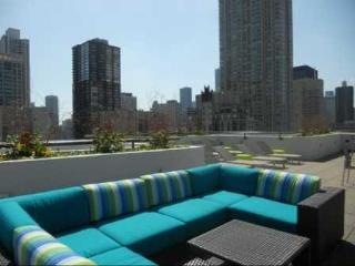 River North: Two decks! City Views! - Chicago vacation rentals