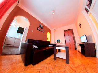 Bright 2 bedroom Apartment in Moscow with Internet Access - Moscow vacation rentals