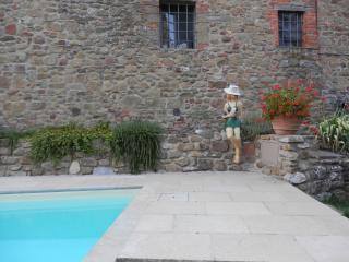 Casa il Mandorlo private garden - pool - Gaiole in Chianti vacation rentals