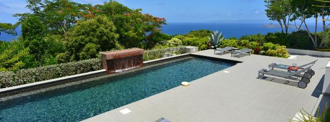 SPECIAL OFFER: St. Barths Villa 201 The Villa Offers 270º Views Over The Ocean. Faces West And Is Sunny All Day. - Anse des Flamands vacation rentals