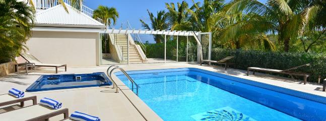 Villa Captain Cook 4 Bedroom SPECIAL OFFER - Pointe Milou vacation rentals