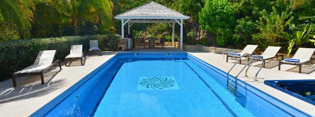 Villa Captain Cook 3 Bedroom SPECIAL OFFER - Pointe Milou vacation rentals