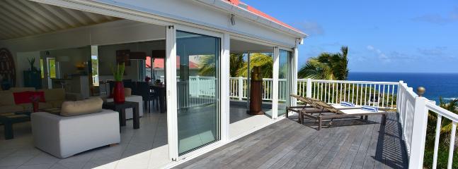 Villa Captain Cook 2 Bedroom SPECIAL OFFER - Pointe Milou vacation rentals