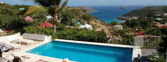 SPECIAL OFFER: St. Barths Villa 211 Ideal For Families, Groups Of Friends, As Well As Just One Couple. - Saint Barthelemy vacation rentals