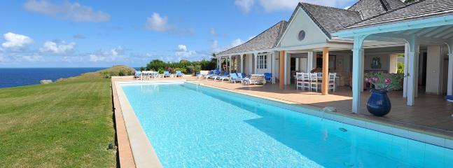Villa Oui 4 Bedroom SPECIAL OFFER Villa Oui 4 Bedroom SPECIAL OFFER - Petit Cul de Sac vacation rentals