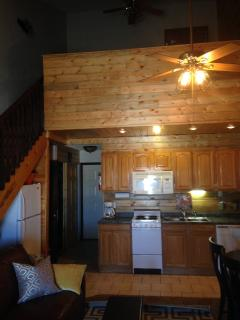 """""""Nestled Inn""""our cozy Ski Mountain Getaway for 10 - Granby vacation rentals"""