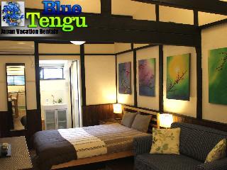 Blue Tengu Sanjusangendo Townhouse - Kyoto vacation rentals