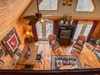 FAB! CABIN (less than 3 miles from Equestrian Reso - Tryon vacation rentals