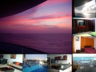 3 Apartments for Max 12 Guests in Beach Skyscraper - Bolivar Department vacation rentals