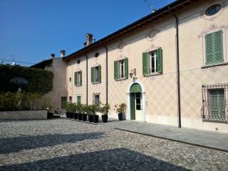 L. Garda: fabulous two rooms apt ancient mansion - Polpenazze del Garda vacation rentals