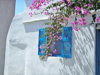 Purple Flower Villa - Sifnos / 2 floors - Artemonas vacation rentals