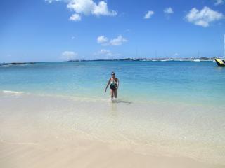 Beautiful Turquoise Water-Simpson Bay Beach - St Maarten Beach 5-Star Best Location & Views - Simpson Bay - rentals