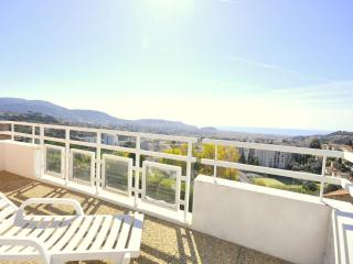 Villa Nice city center - Panoramic view of the sea - Nice vacation rentals