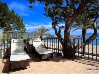 The Bradshaw's Balearic Beach Front Getaway - Port de Pollenca vacation rentals