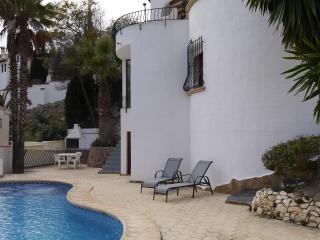 VILLA ESTRELLAS - Moraira vacation rentals