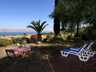 Stunning view over the Sea of Galilee - Galilee vacation rentals