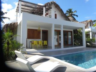 Splendid villa, 3 bedrooms with pool - Las Terrenas vacation rentals