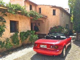 Modern Provencal Villa with panoramic view - Seillans vacation rentals
