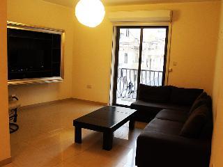 Modern 3 Bedroom A/C Central Flat FREE Wifi F5 - Sliema vacation rentals