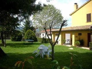 Casa di campagna con piscina vicino ad Assisi - Cannara vacation rentals