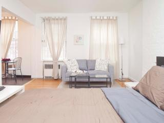 Huge renovated UES Alcove studio - New York City vacation rentals