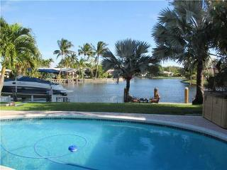 'Super Paradise',Waterfront, Heated Pool,Tiki-hut - Fort Lauderdale vacation rentals