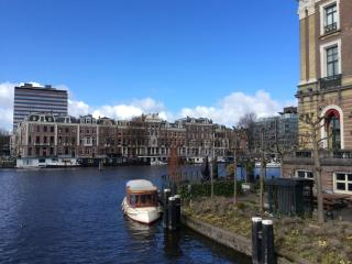 Canal View Art Estate (top location - city center) - Amsterdam vacation rentals