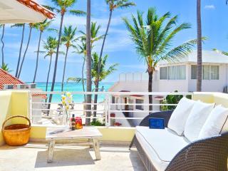 Beach House Pina Colada 1bdr Ocean View + WiFi - Bavaro vacation rentals