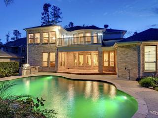 5,500 SQFT-WOODLANDS ESTATE W/ POOL!!! - The Woodlands vacation rentals